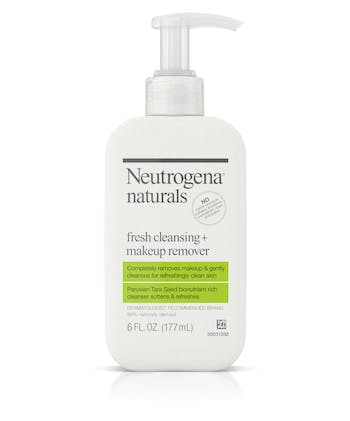 Neutrogena® Naturals Fresh Cleansing + Makeup Remover
