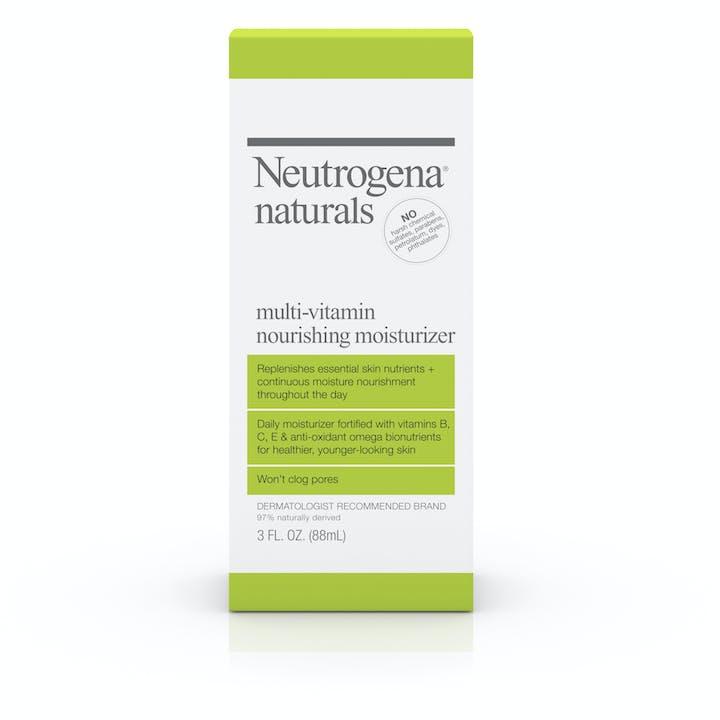 Neutrogena Neutrogena® Naturals Multi-Vitamin Nourishing Moisturizer