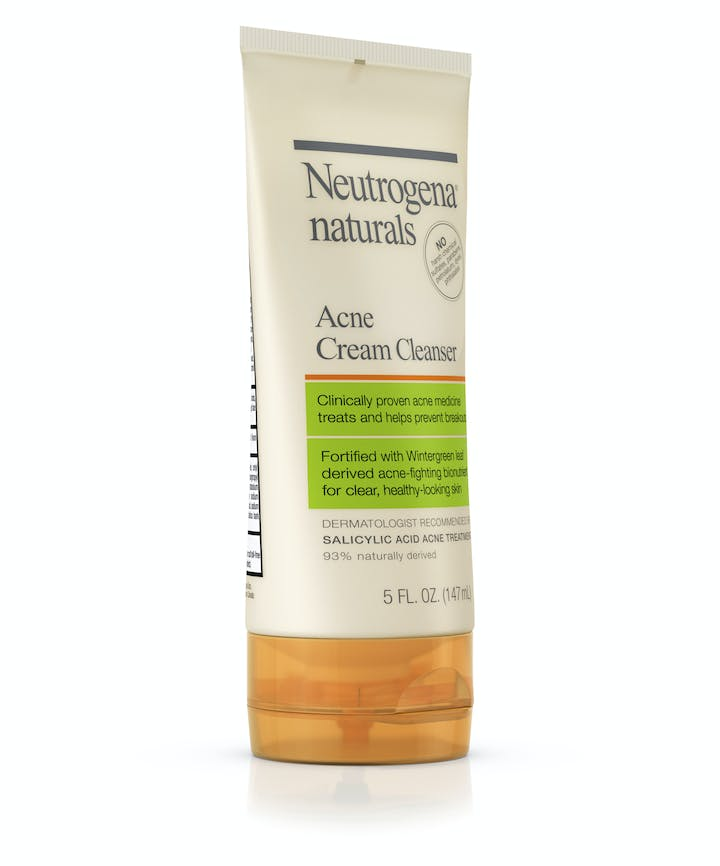 Neutrogena® Naturals Acne Cream Cleanser
