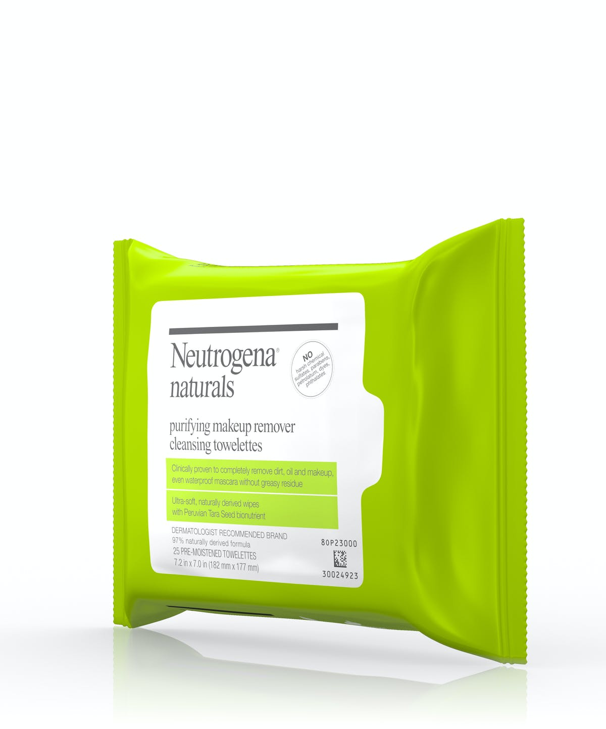 Naturals Purifying Makeup Remover Cleansing Towelettes by Neutrogena #6