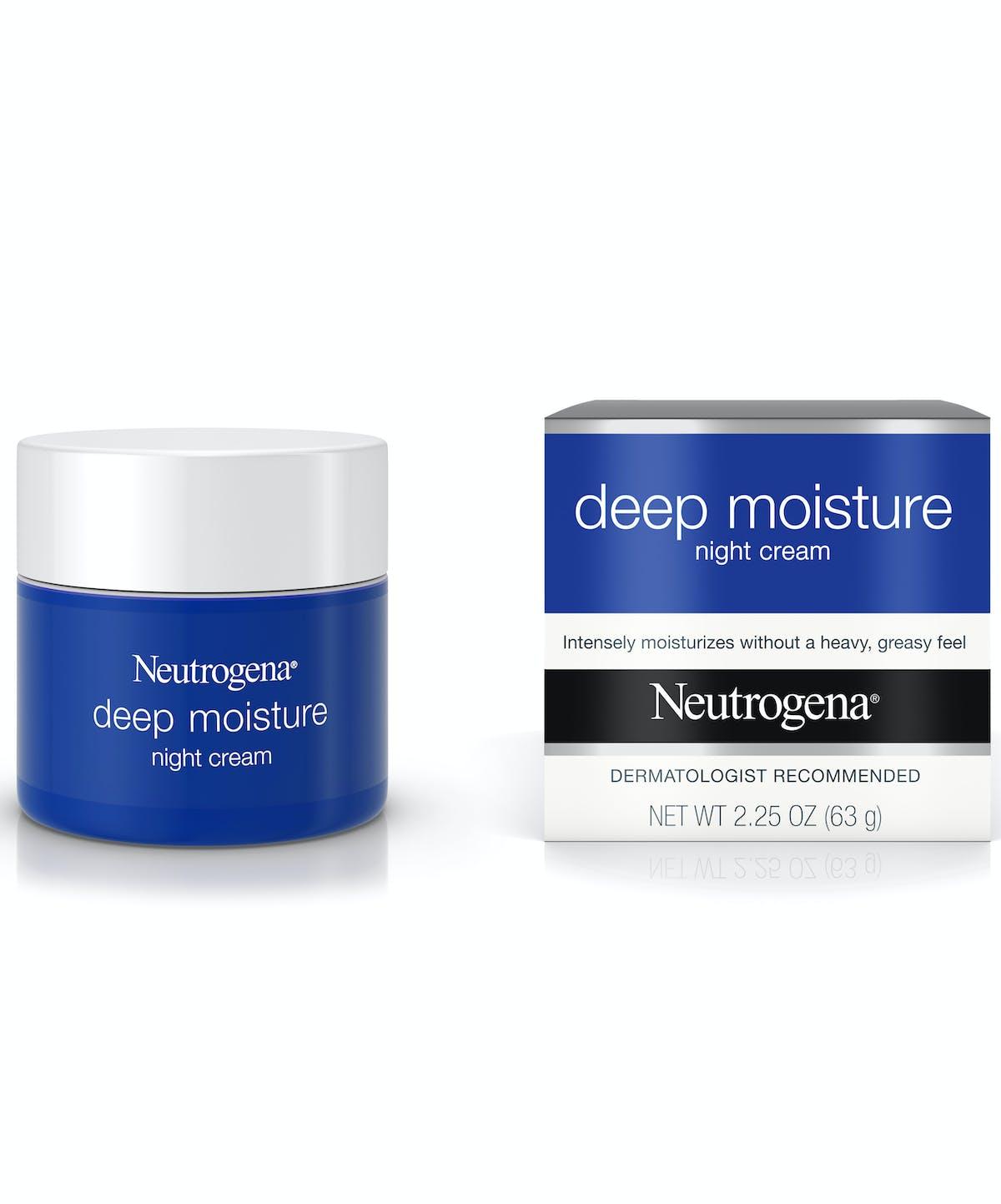 f3c79a99b4e4 Deep Moisture Night Cream for Face