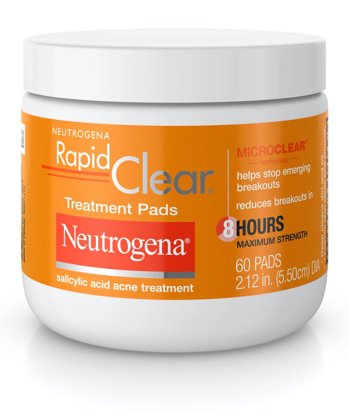 Neutrogena Rapid Clear Treatment Pads Neutrogena