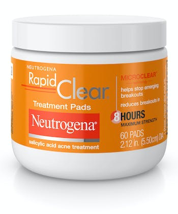 Rapid Clear Treatment Pads