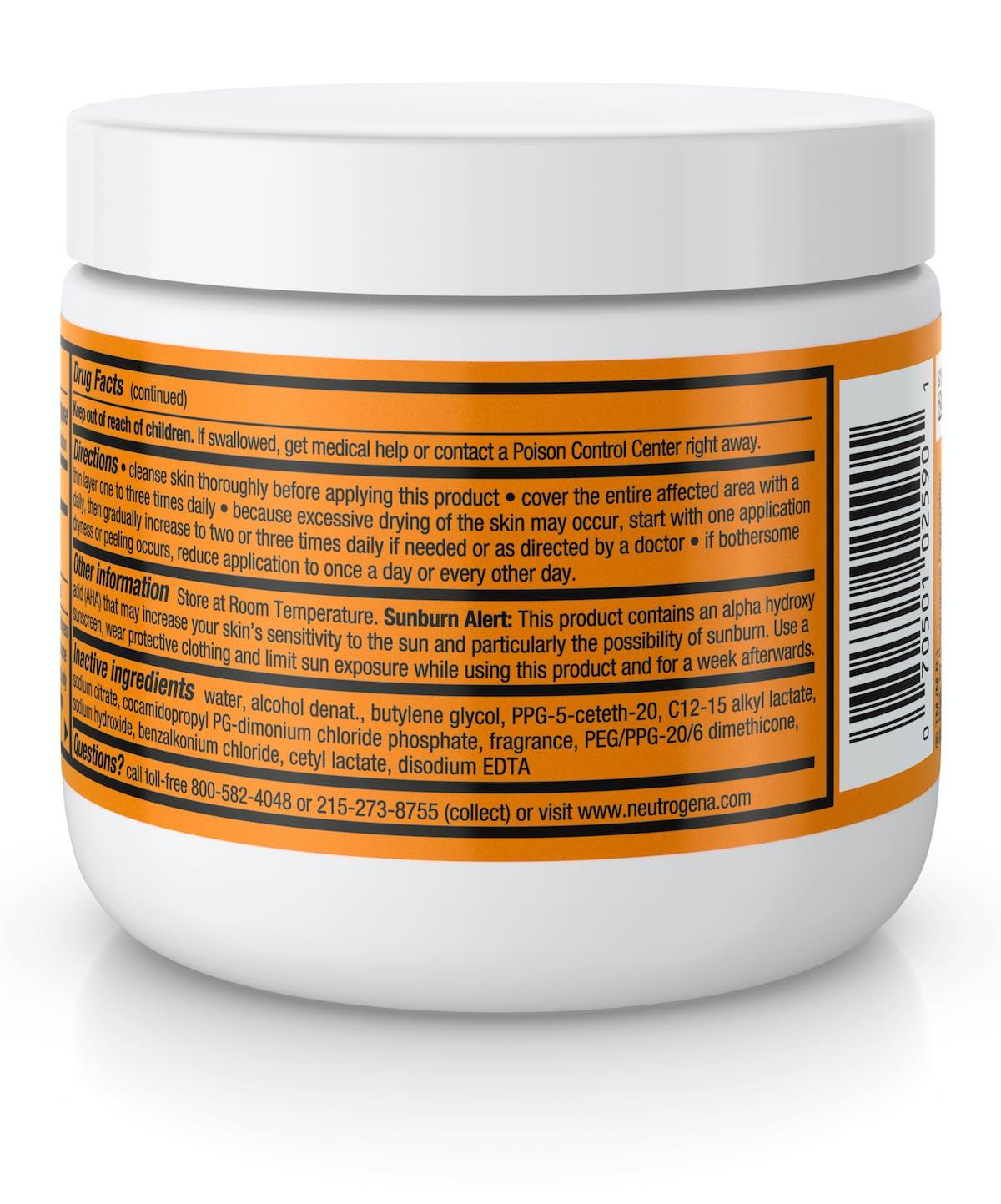 Neutrogena Rapid Clear® Treatment Pads | Neutrogena®