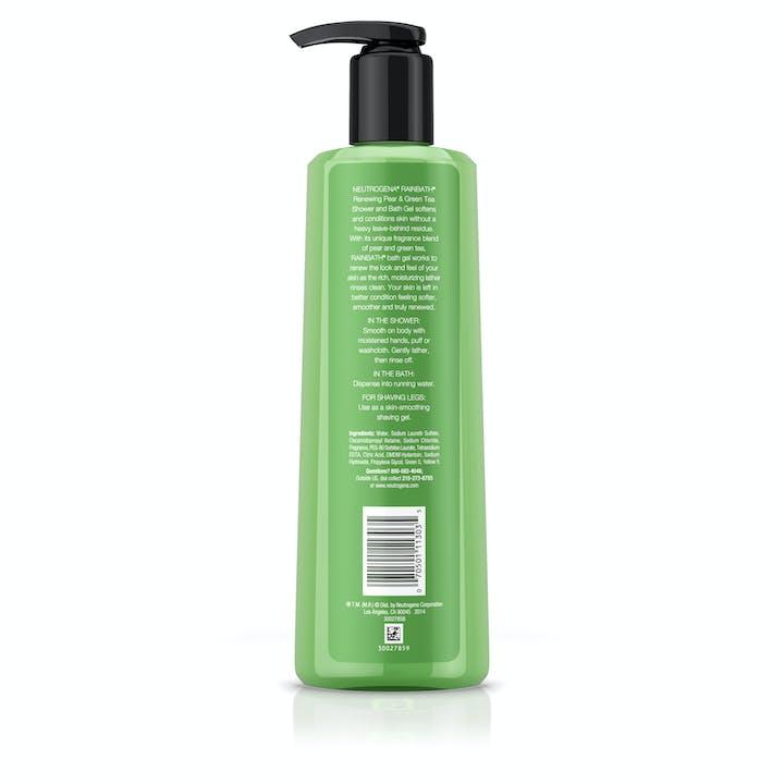 Rainbath® Renewing Shower and Bath Gel-Pear & Green Tea