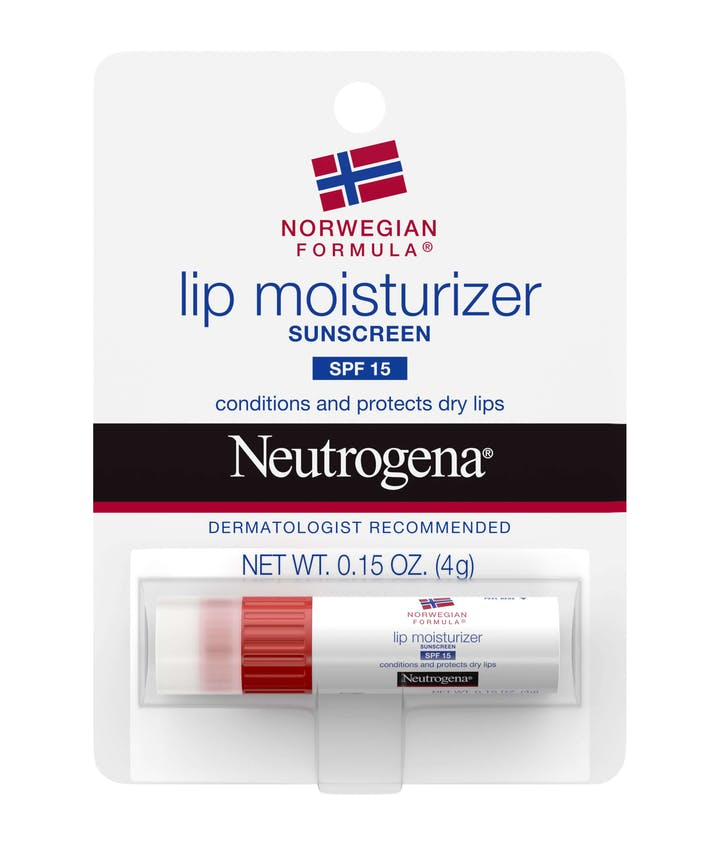 Neutrogena Norwegian Formula® Lip Moisturizer with Sunscreen SPF 15