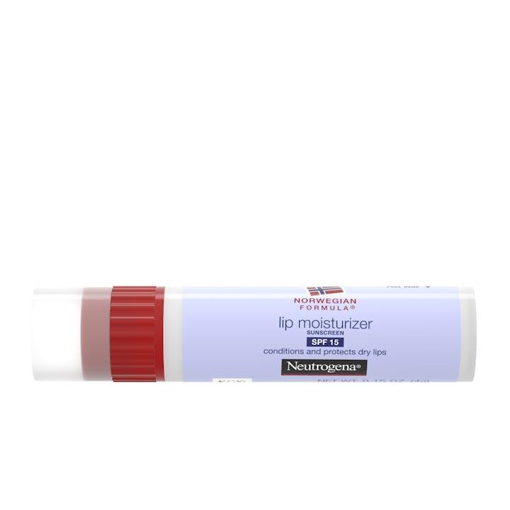 Neutrogena Norwegian Formula® Lip Moisturizer with Sunscreen SPF 15