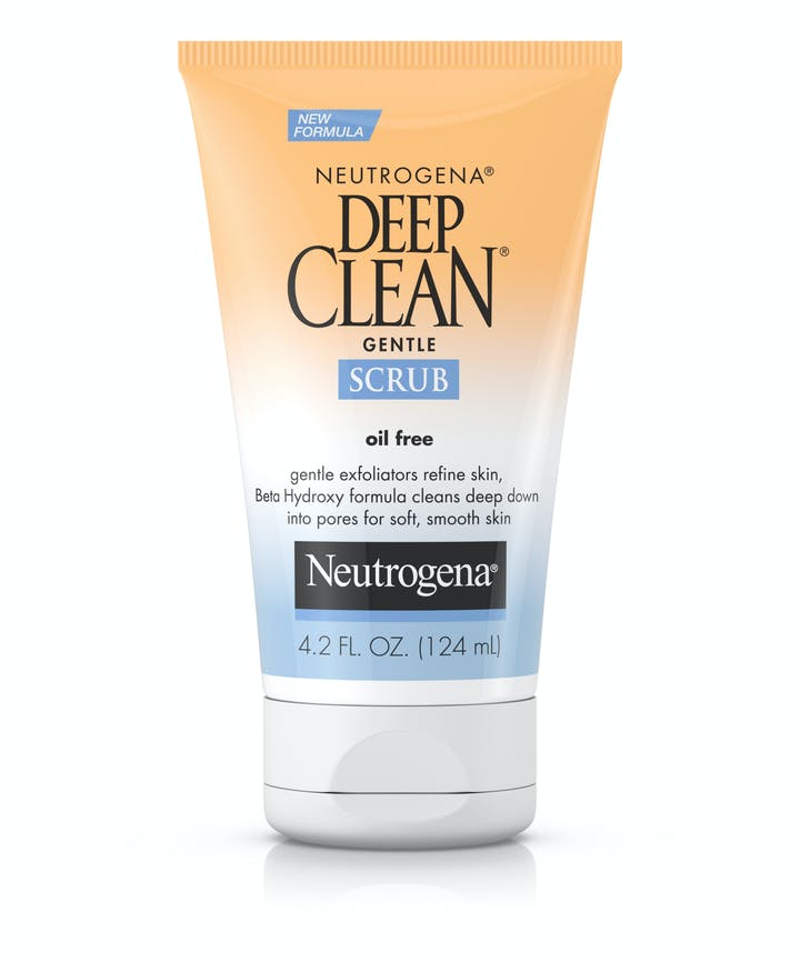 Neutrogena Deep Clean® Gentle Scrub