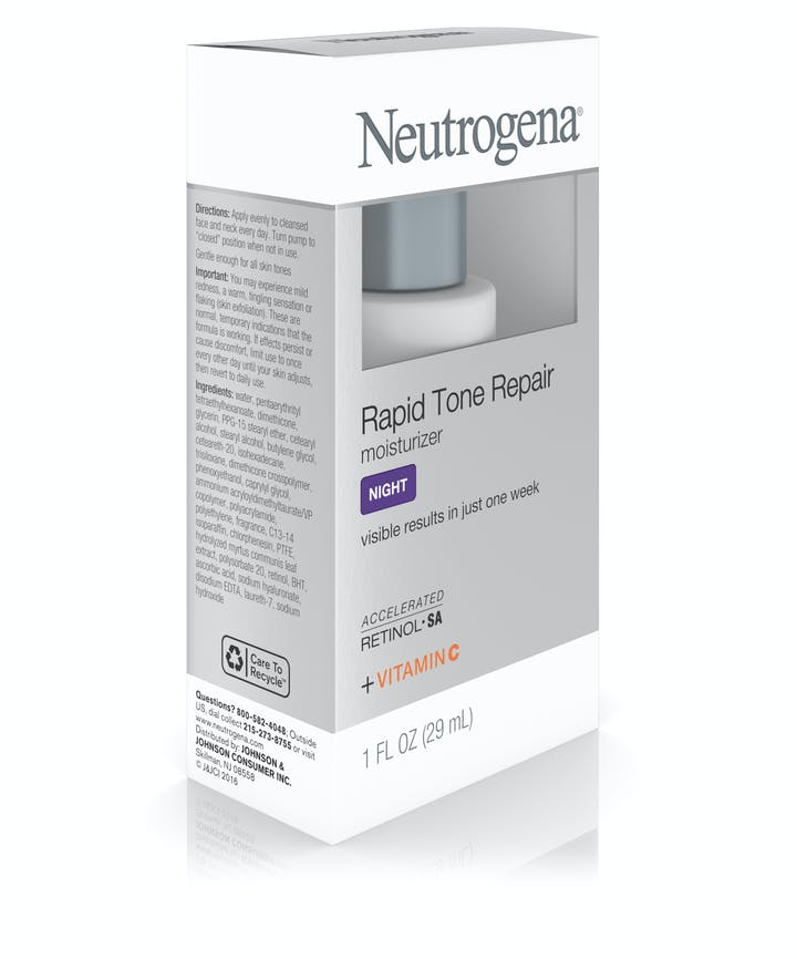 Rapid Tone Repair Night Moisturizer
