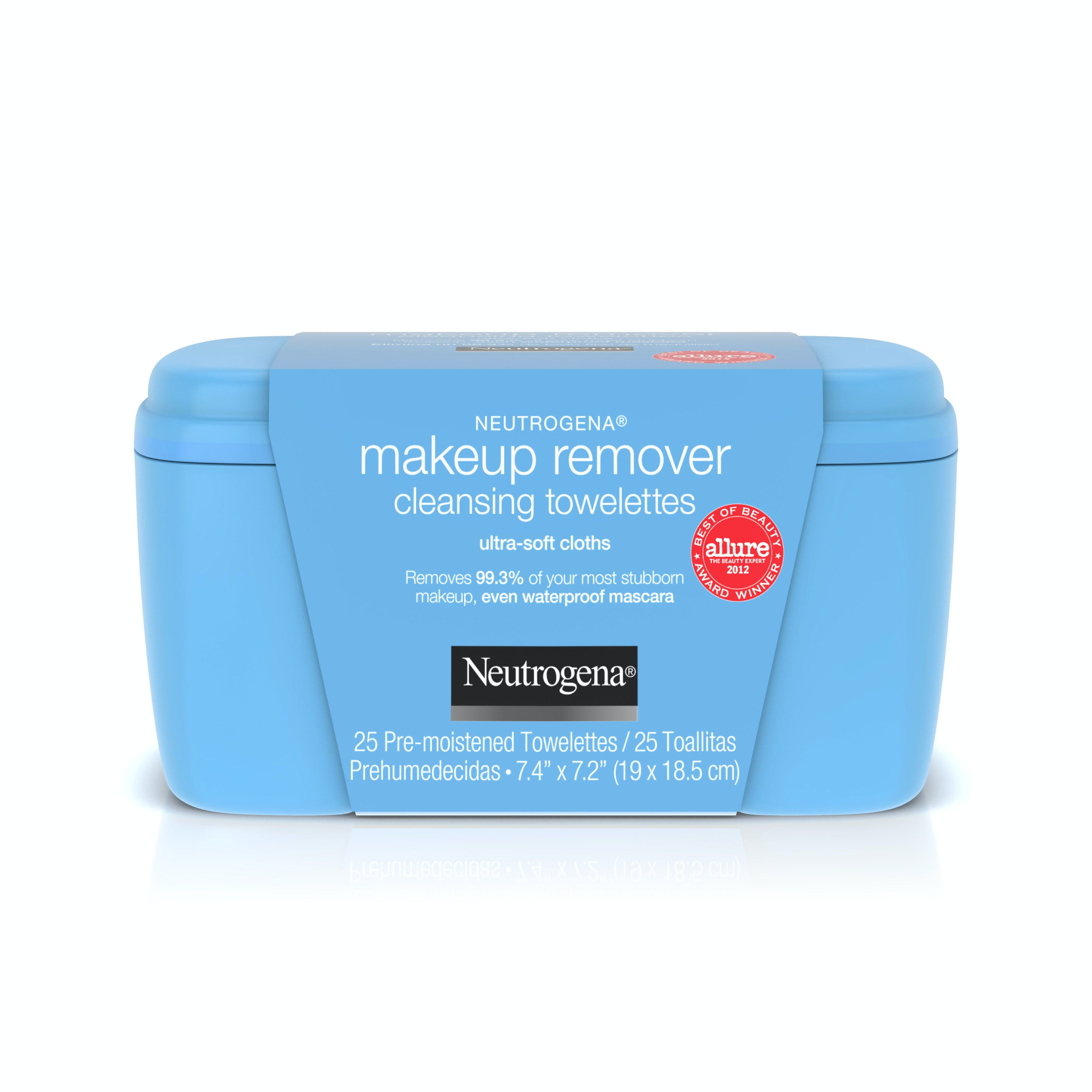 Ultra,Soft Makeup Remover Wipes for Waterproof Makeup