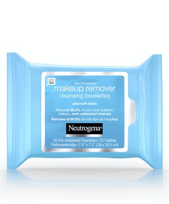 Neutrogena Ultra-Soft Makeup Remover Wipes for Waterproof Makeup