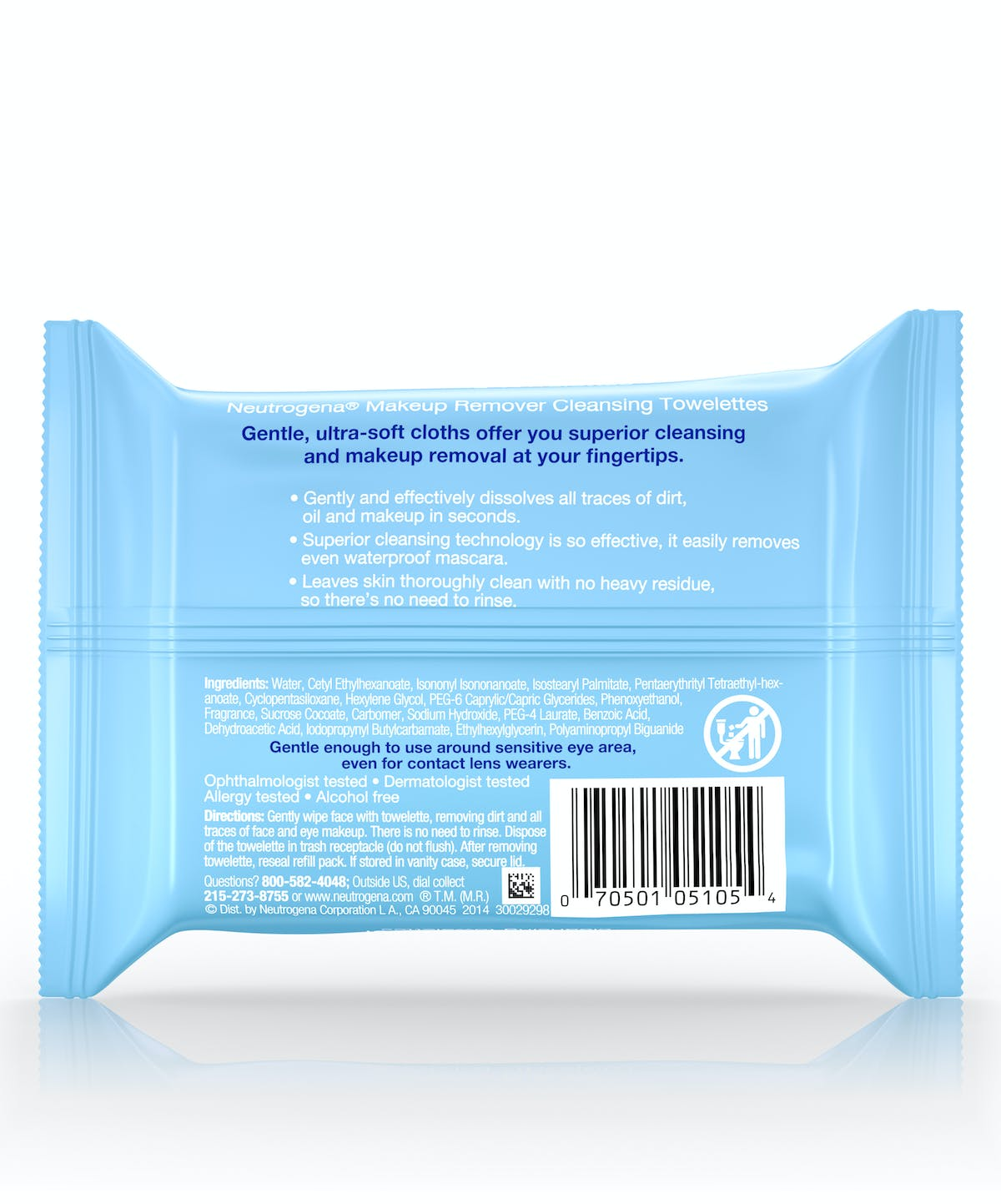 ... Makeup Remover Cleansing Towelettes ...