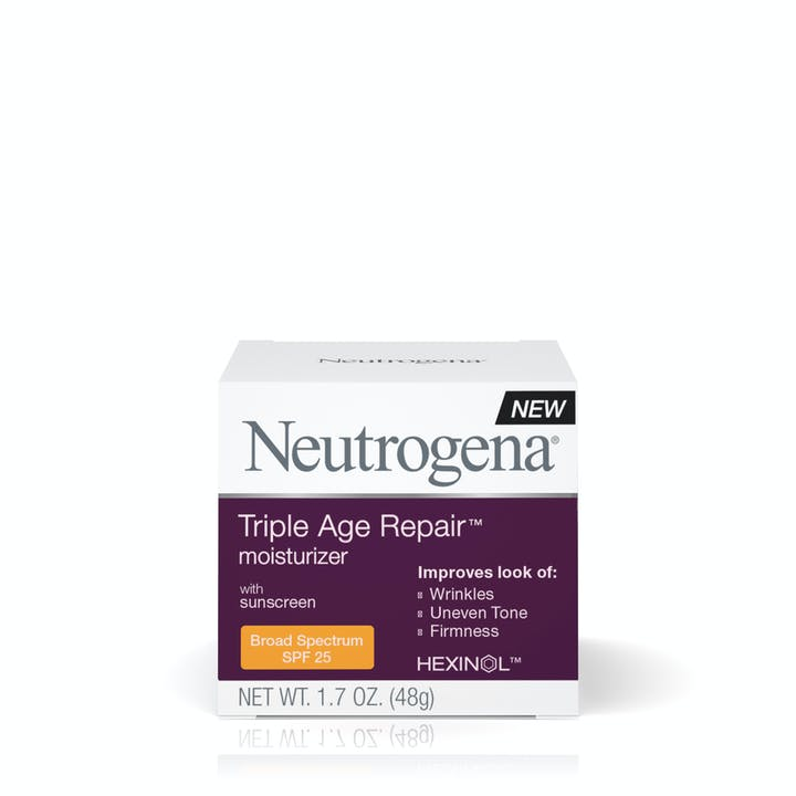 Triple Age Repair Moisturizer Broad Spectrum SPF 25