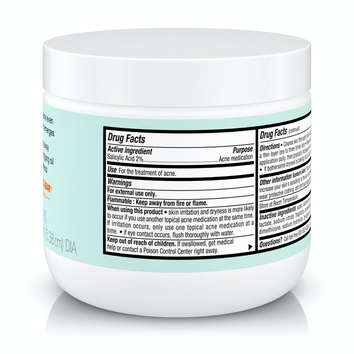 Oil-Free Acne Stress Control® Night Cleansing Pads