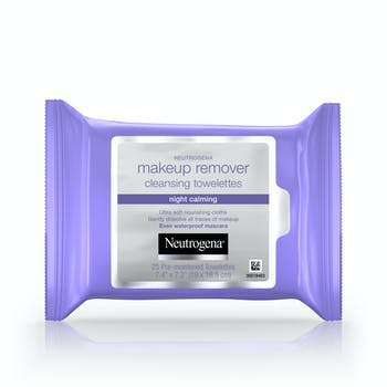Makeup Remover Cleansing Towelettes-Night Calming