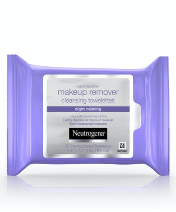 Makeup Remover Cleansing Towelettes - Night Calming
