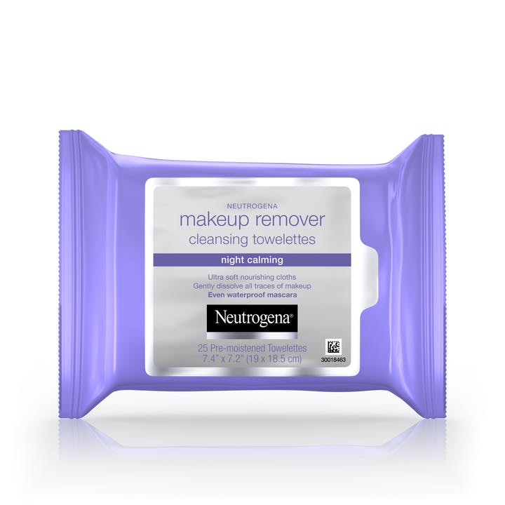Neutrogena Makeup Remover Cleansing Towelettes-Night Calming