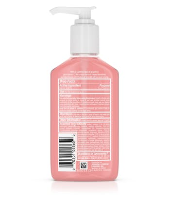 Pink Grapefruit Acne Face Wash & Cleanser with Vitamin C & Salicylic Acid