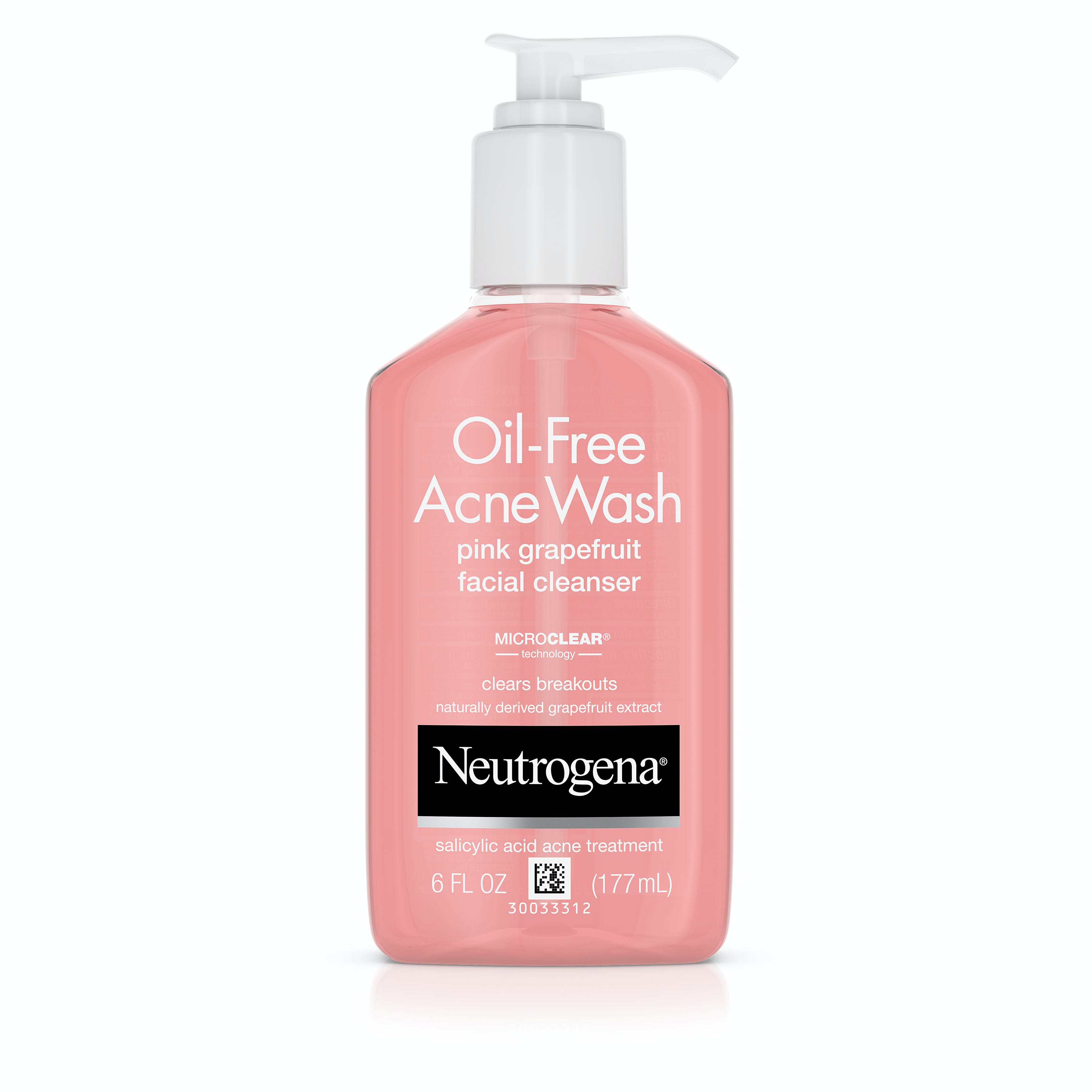 acne face wash