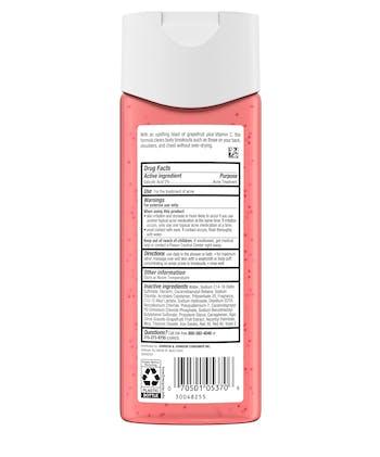 Body Clear® Pink Grapefruit Salicylic Acid Acne Treatment Body Wash
