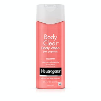 Body Clear® Body Wash-Pink Grapefruit