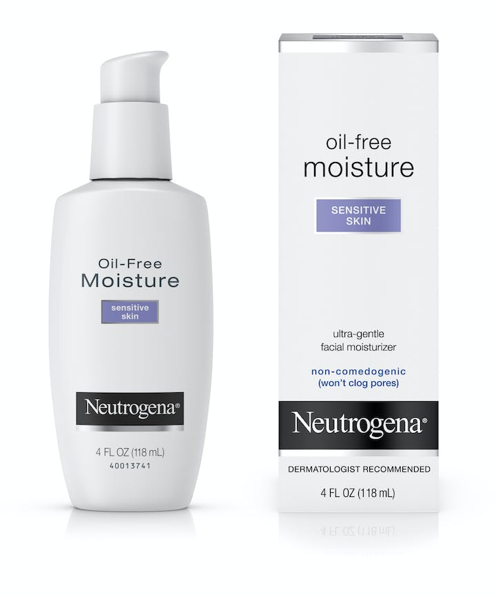 Neutrogena Oil-Free Moisture-Sensitive Skin