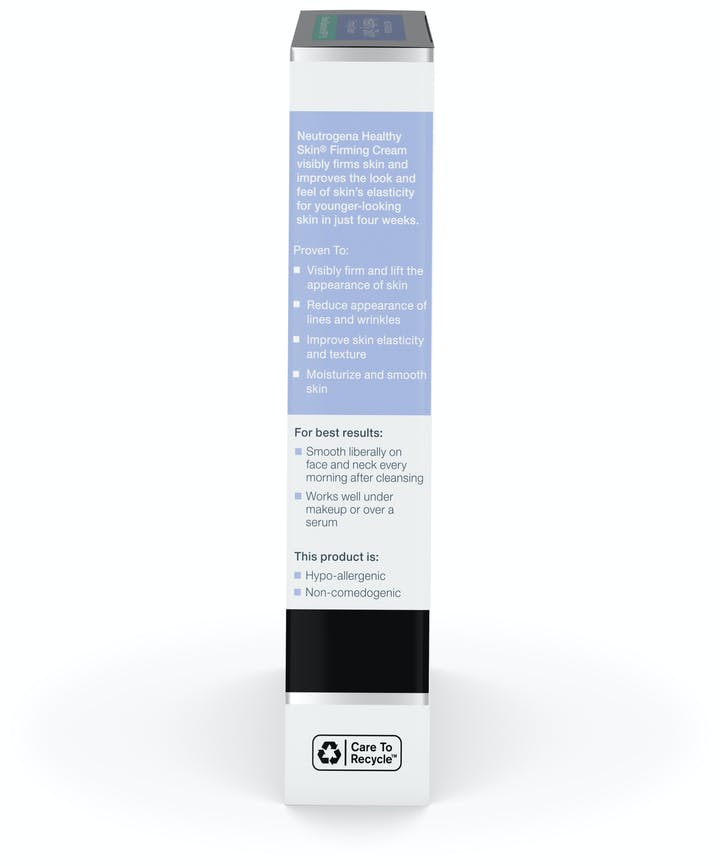 Neutrogena Healthy Skin Firming Cream