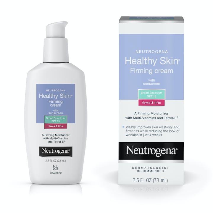 Neutrogena Healthy Skin Firming Cream Broad Spectrum SPF 15