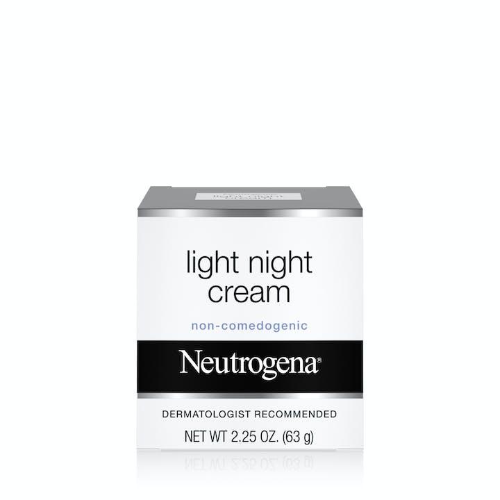 Light Night Cream