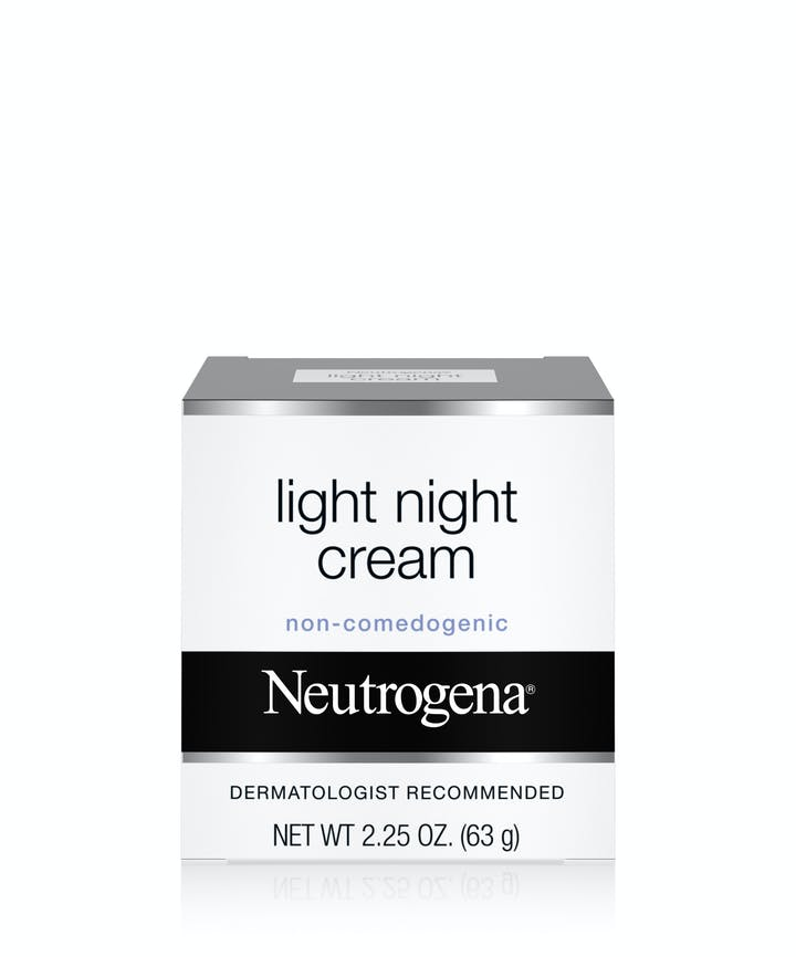 Light Night Cream