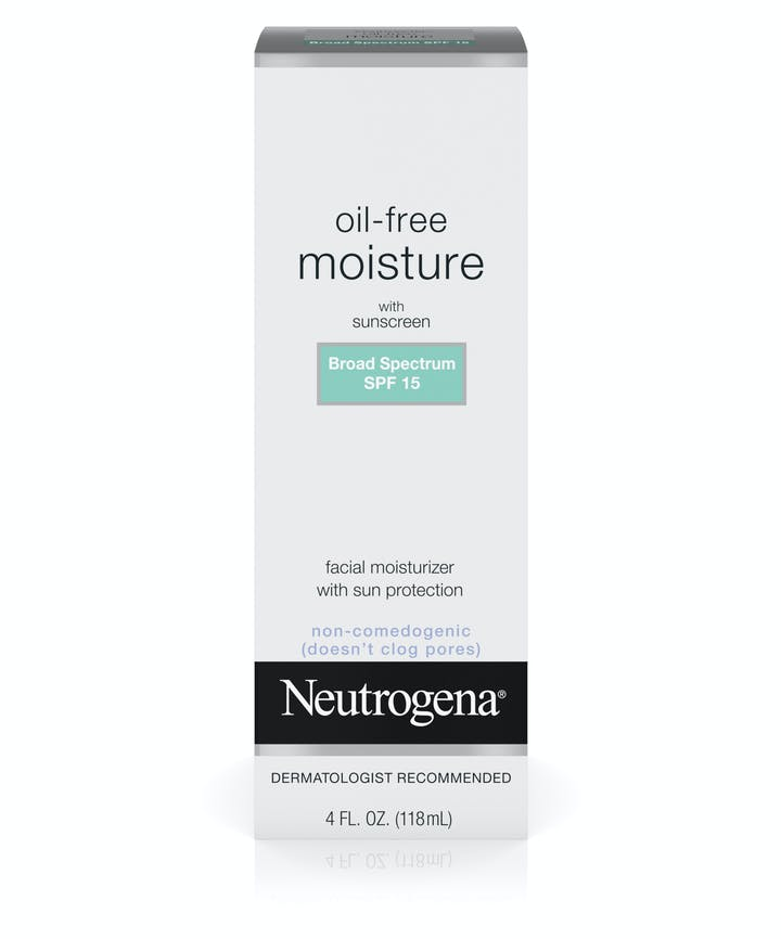 Oil-Free Moisture Broad Spectrum SPF 15