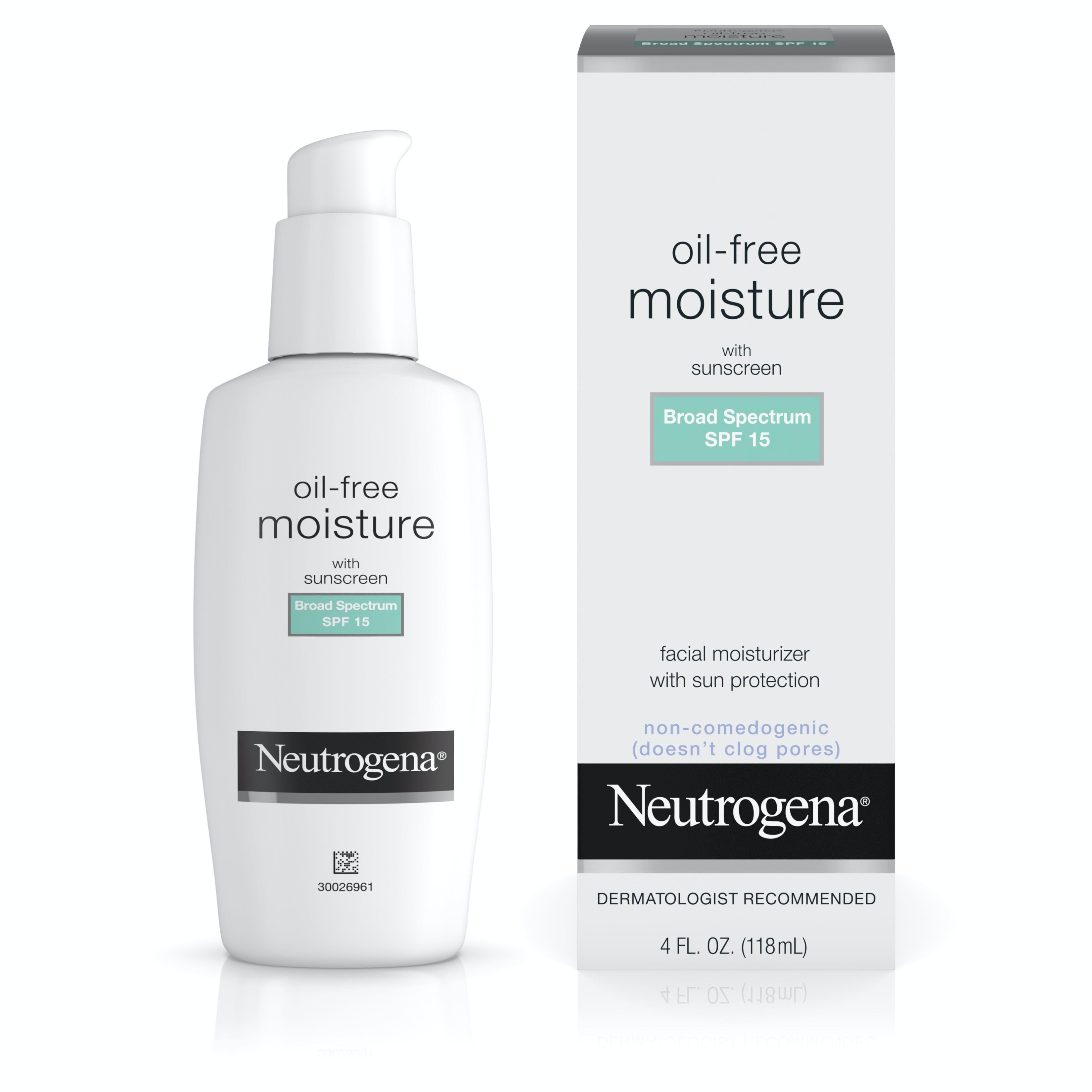 neutrogena daily face cream