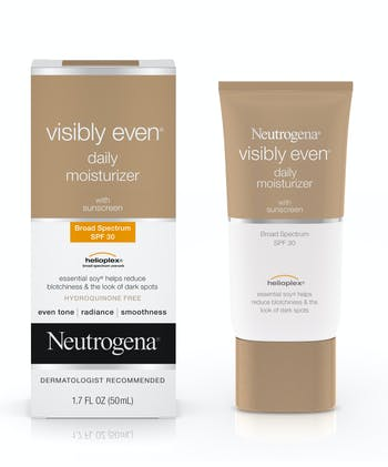 Visibly Even® Daily Moisturizer with Sunscreen Broad Spectrum SPF 30