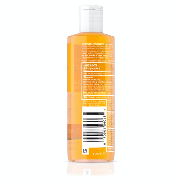 Rapid Clear 2-in-1 Fight & Fade Toner