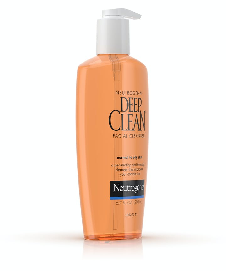 Deep Clean® Facial Cleanser