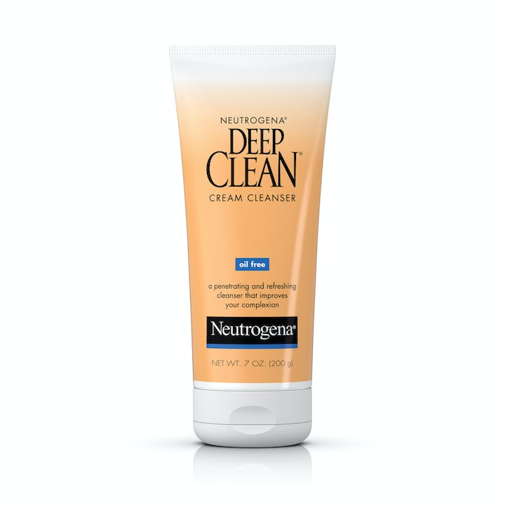 Neutrogena Deep Clean® Cream Cleanser