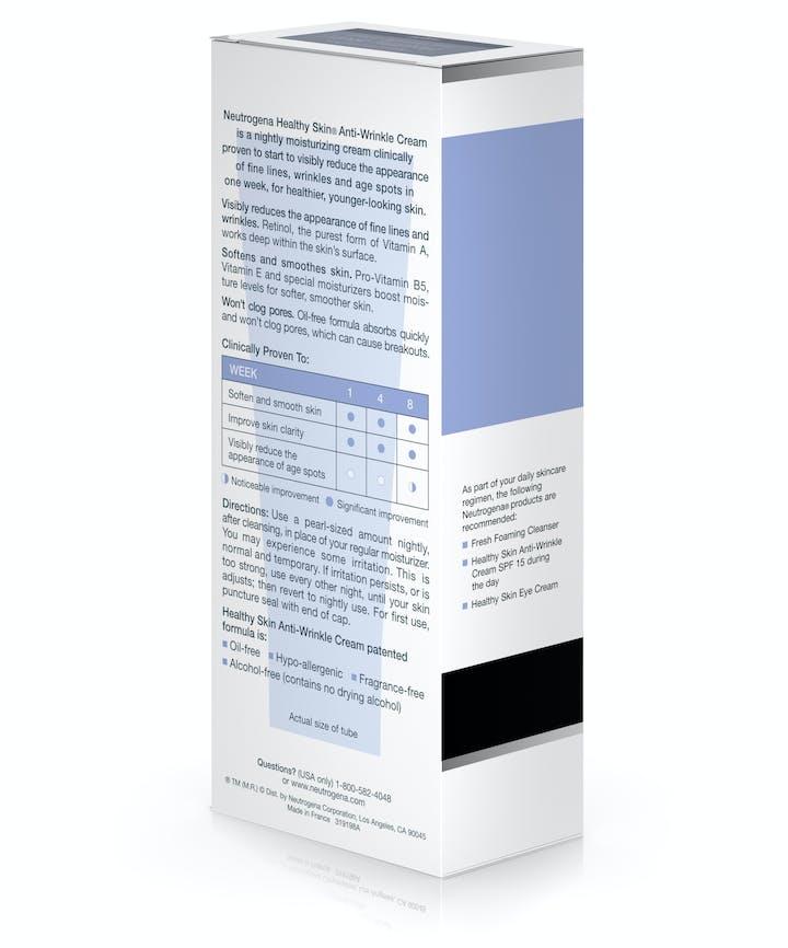 Healthy Skin Anti-Wrinkle Night Cream