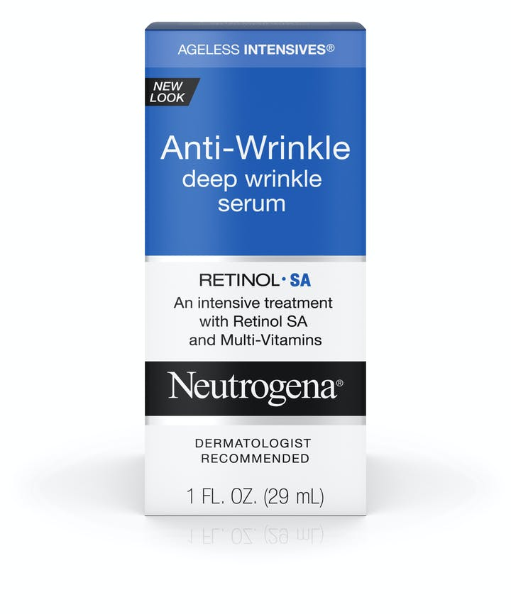 Ageless Intensives® Anti-Wrinkle Deep Wrinkle Serum