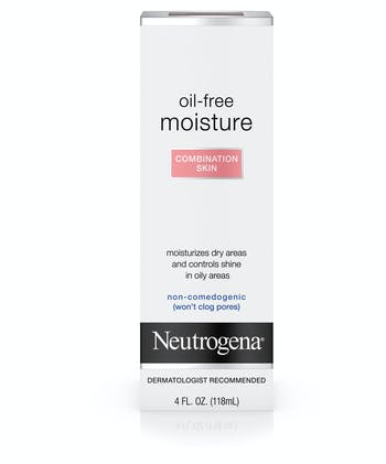 Oil-Free Moisture - Combination Skin