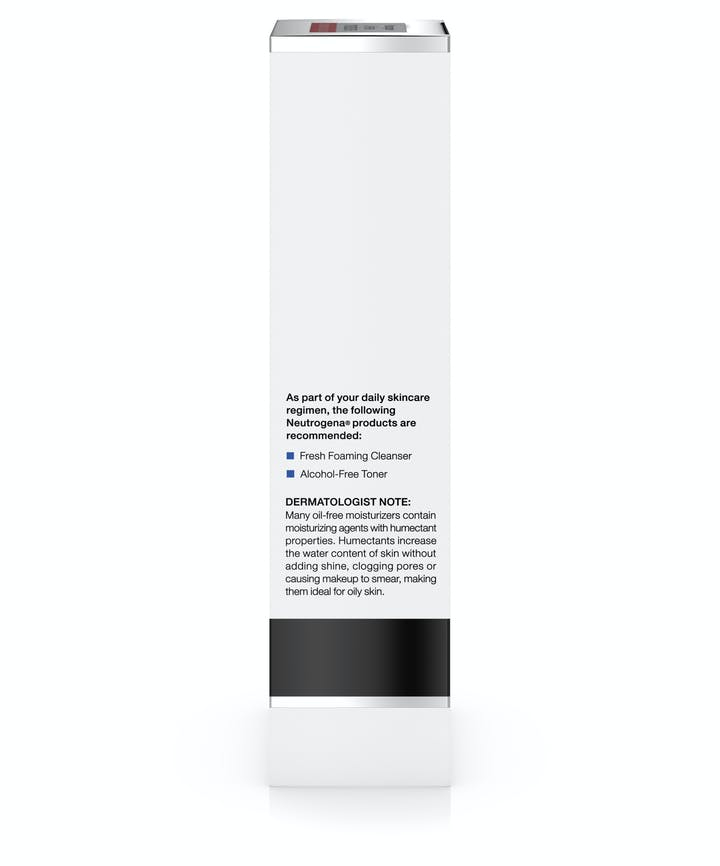 Oil-Free Moisture-Combination Skin
