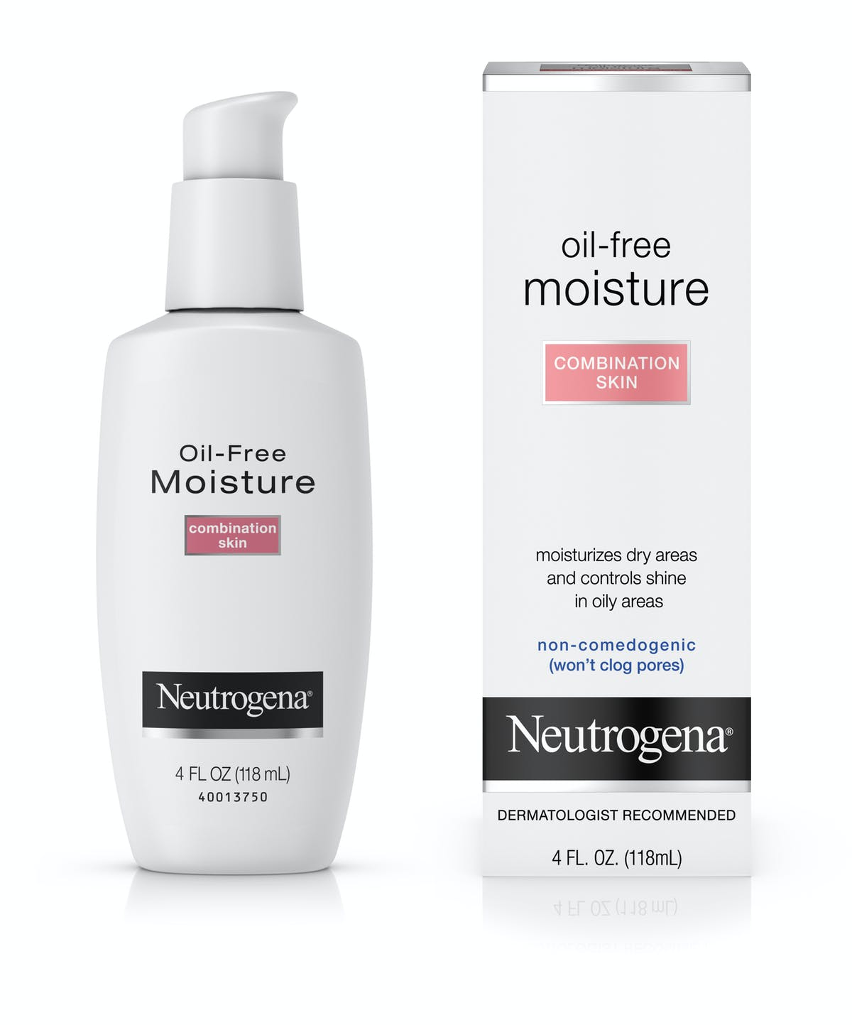 oil free moisture moisturizer for combination skin neutrogena
