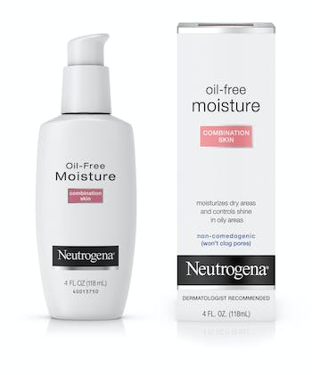 Neutrogena Oil-Free Moisture-Combination Skin