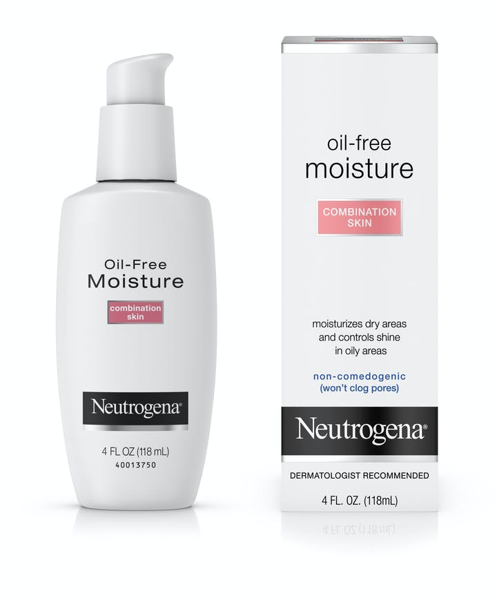 Neutrogena Oil-Free Moisture - Combination Skin
