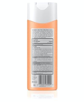 Body Clear® Oil-Free Body Scrub With Salicylic Acid