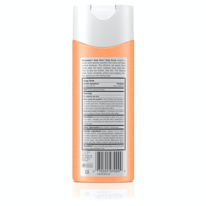 Body Clear® Body Scrub