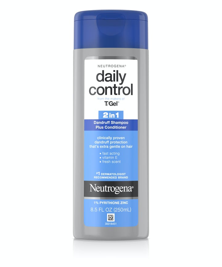 Neutrogena T/Gel Daily Control® 2-in-1 Dandruff Shampoo Plus Conditioner