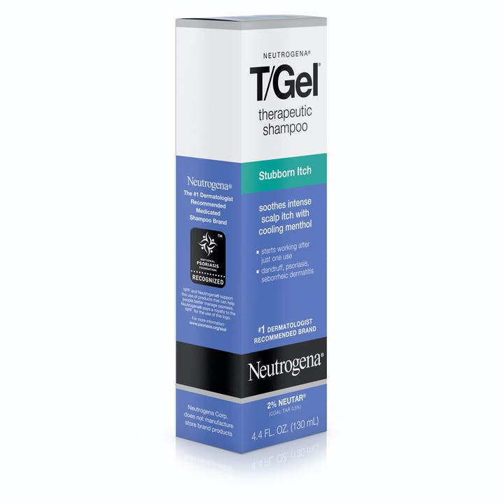 T/Gel® Therapeutic Shampoo-Stubborn Itch