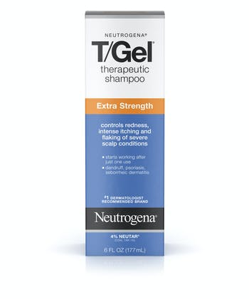 T/Gel® Therapeutic Shampoo-Extra Strength