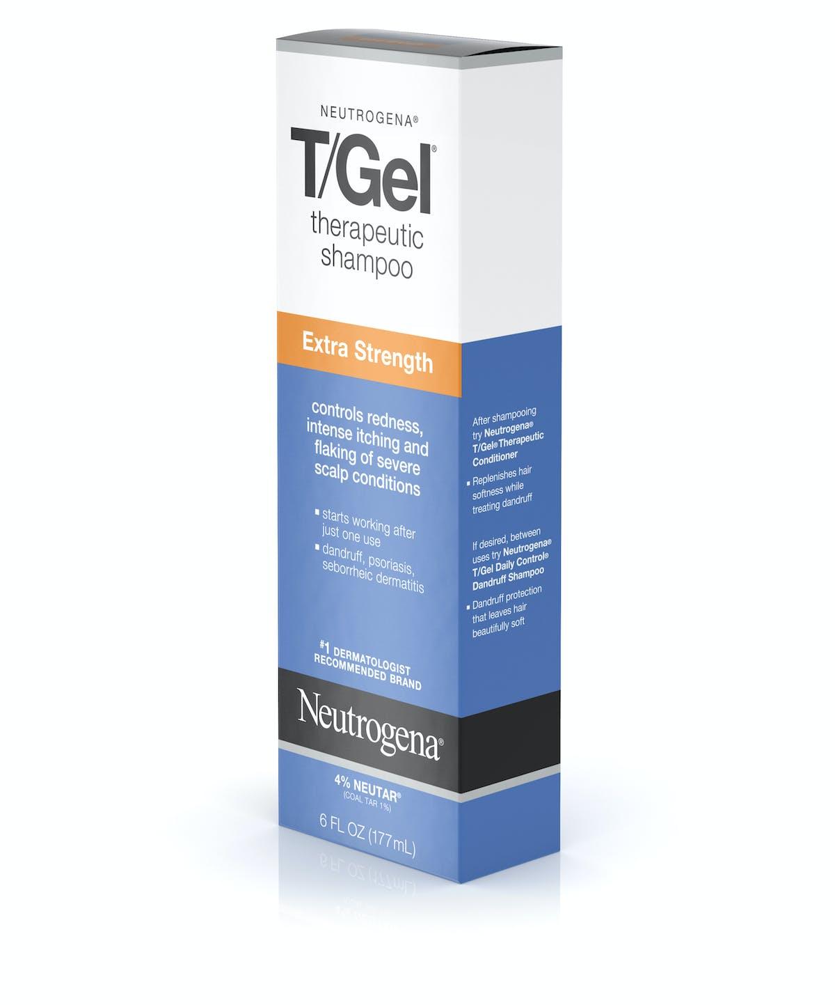 T Gel reg  Therapeutic Shampoo-Extra Strength ... 888f31e1f4c
