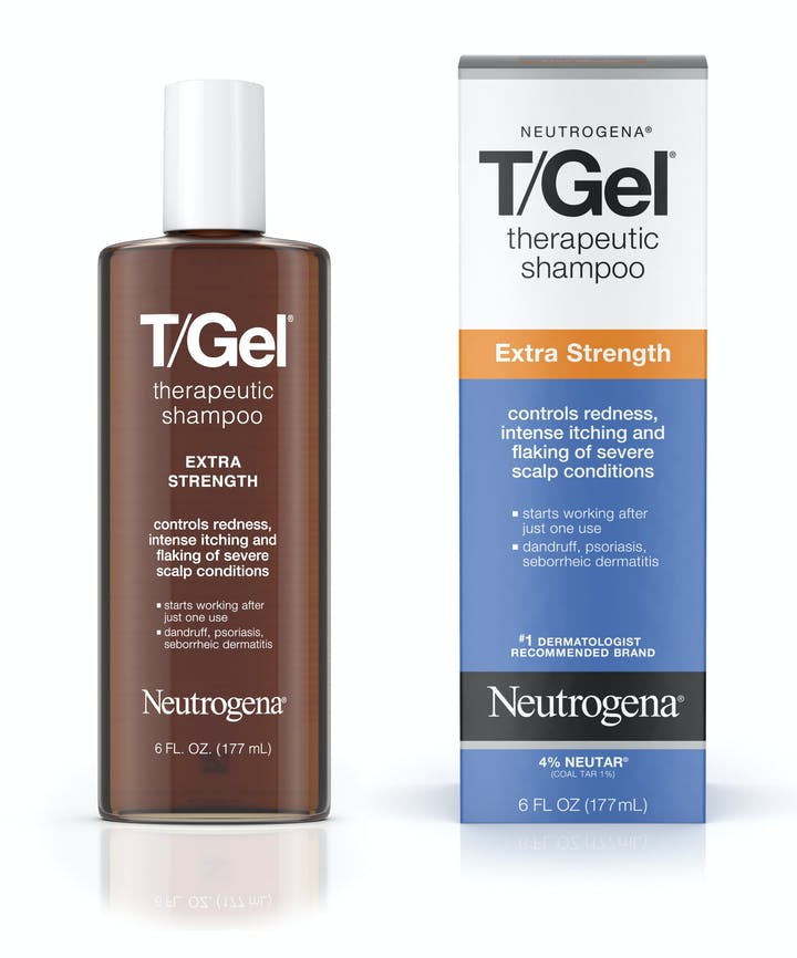 Neutrogena T/Gel® Therapeutic Shampoo-Extra Strength